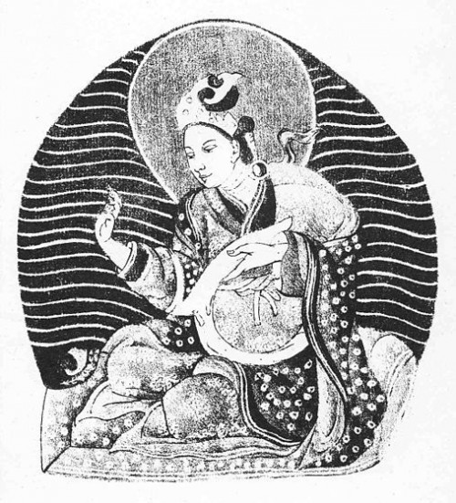 Hidden reign of Rigden Takpa
