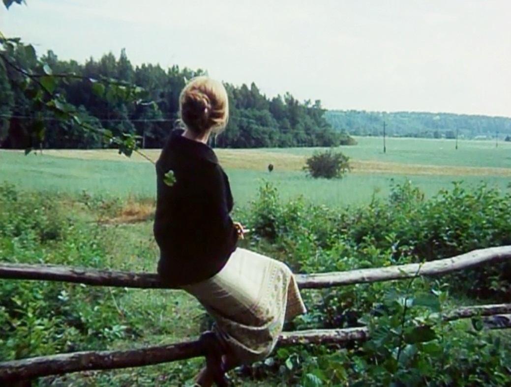 The poetic cinema of andrei tarkovsky p u l s e for Miroir tarkovski