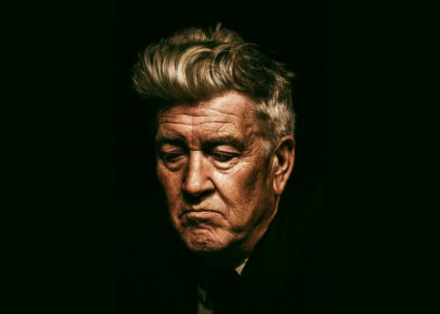 In Lynch's own speech and in the speech patterns of his films, the impression is of language used less for meaning than for sound. CREDIT PHOTOGRAPH BY GLENN HUNT/GETTY