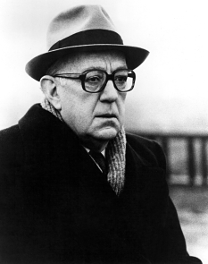 TINKER, TAILOR, SOLDIER, SPY, Alec Guinness (Great Performances), 1979; Photograph: Everett Collection.
