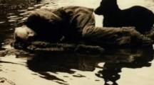 Temporal Defamiliarization and Mise-en-Scène in Tarkovsky's Stalker