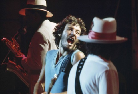 (Photo: Barbara Pyle/Reel Art Press, from Bruce Springsteen and the E Street Band 1975: Photographs by Barbara Pyle)