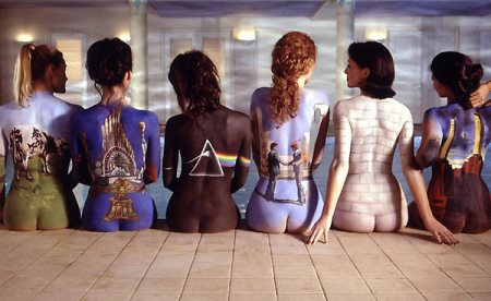 Pink Floyd's album sleeves explained