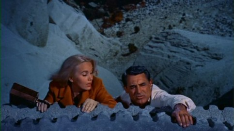 The-Mount-Rushmore-sequence-in-North-by-Northwest