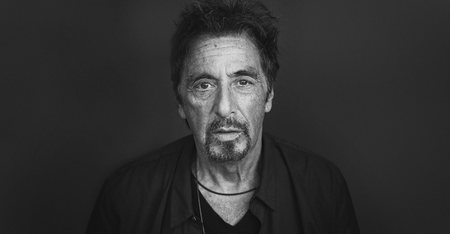 "Al Pacino: ""You can't let your skin get too thick"""