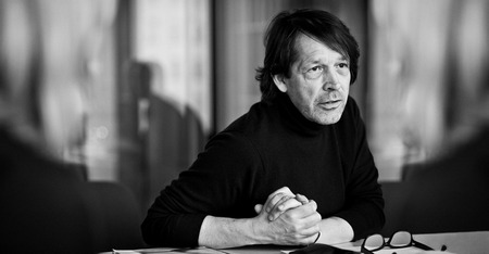 """Peter Saville: """"I never had to answer to anyone"""""""