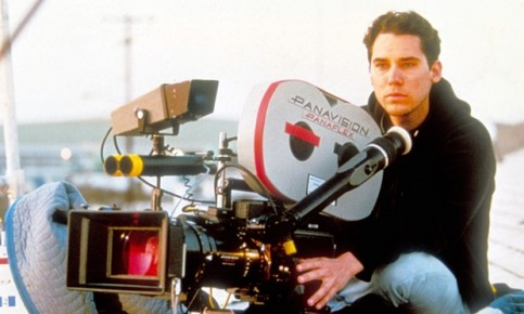 'It soon became clear we had a phenomenon on our hands' … Bryan Singer on the set of The Usual Suspects. Photograph: Rex