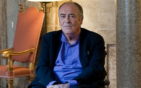 Bernardo Bertolucci Photo: Rex Features