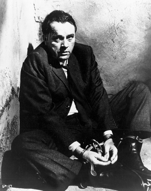 Richard Burton in The Spy Who Came in from the Cold (1965). Photograph: Sportsphoto Ltd/Allstar