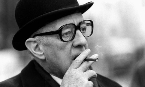 Alec Guinness in the 1979 TV spy drama Tinker Tailor Soldier Spy. Photograph: BBC/Sportsphoto Ltd/Allstar