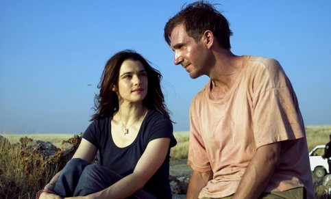 Rachel Weisz and Ralph Fiennes in The Constant Gardener (2005). Photograph: Allstar/Focus Features/Sportsphoto Ltd