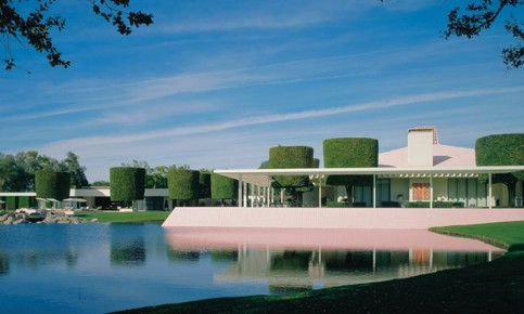 Sunnylands by A Quincy Jones and Frederick E Emmons, 1966. Photograph: Juergen Nogai, courtesy of Palm Springs Art Museum