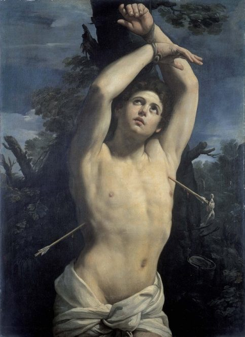 Guido Reni's San Sebastiano, which inspired Wilde, will be on show in Paris. Photograph: Musei di Srada Nuova