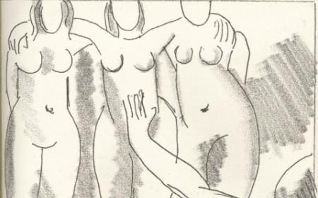 Henri Matisse Illustrates James Joyce's Ulysses (1935)