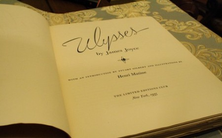 Henri Matisse Illustrates James Joyce's Ulysses